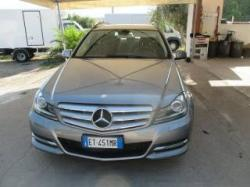 MERCEDES-BENZ C 200 C  CDI SW BLUE EFFICIENCY EXECUTIVE 136CV