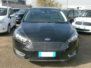 Ford focus 1,5 tdci titanium wagon my 2016 powershift automat