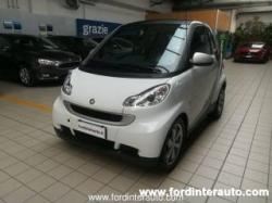 SMART ForTwo fortwo 1000 52 kW MHD coupé pure - Garanzia 12 Mes