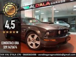 FORD Mustang Cabrio GT Manuale Pelle