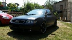 AUDI S3 1.8 turbo cat quattro
