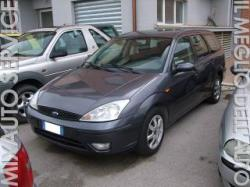 FORD Focus Station Wagon 1.6 74kw METANO