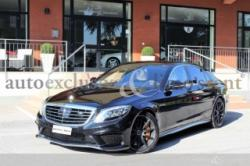 MERCEDES-BENZ S 63 AMG 4Matic Lunga