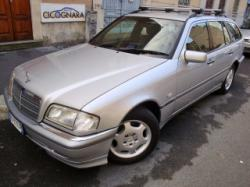 MERCEDES-BENZ C 200 Kompressor cat SW Elegance Selection SCONTATO 20%