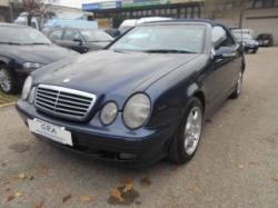 MERCEDES-BENZ CLK 200 Kompressor cat Cabrio Avantgarde