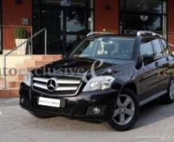 MERCEDES-BENZ GLK 220 CDI 4WD BlueEFFICIENCY