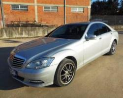 MERCEDES-BENZ S 350 CDI 4MATIC BLUEFFIC AVANTGARDE ANNO 2010 KM 87126