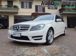 MERCEDES-BENZ C 350 CDI S.W. 4M. BlueEFF. Avantgarde PACCHETTO AMG