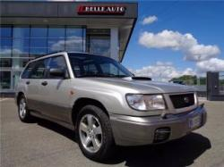 SUBARU Forester 2.0 turbo 16V cat