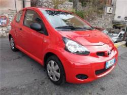 TOYOTA Aygo 1.0 12V VVT-i 3 porte Now Connect 2012