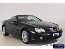 MERCEDES-BENZ SL 55 AMG Kompressor cat 476 CV