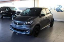 SMART ForFour 90 CV turbo twinamic PASSION CROSSTOWN