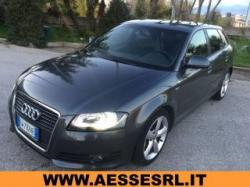 AUDI A3 SPB 1.6 TDI 105 CV CR Attraction S-LINE