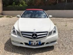 MERCEDES-BENZ E 220 CDI Cabrio BlueEFFICIENCY