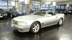 MERCEDES-BENZ SL 320 hard top