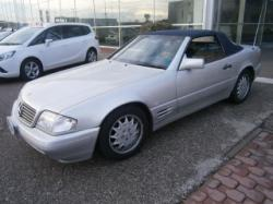 MERCEDES-BENZ SL 500 Cabrio-Hard Top con tetto in Cristallo Panorama