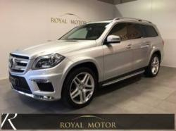MERCEDES-BENZ GL 350 CDI BlueTEC 4matic Premium AMG + TETTO APRIBILE