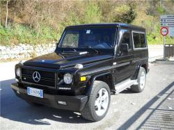 MERCEDES-BENZ G 240 soft tuning
