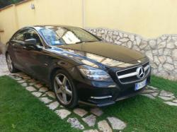 MERCEDES-BENZ CLS CDI BlueEFFICIENCY