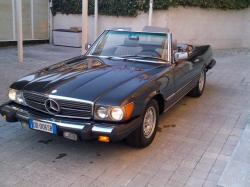 MERCEDES-BENZ SL 380 SL 380