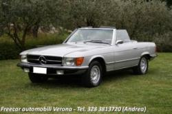MERCEDES-BENZ SL 450 2+2 ITALIANA