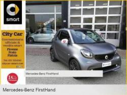 SMART ForTwo 90 0.9 Turbo twinamic cabrio Suitebrown Grey matt