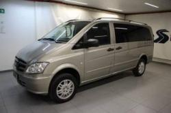 MERCEDES-BENZ Vito 2.2 116 CDI 4x4 Kombi Shuttle Long