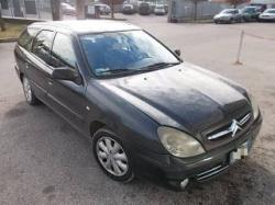 CITROEN Xsara 1.4 HDi cat S.W. Chrono