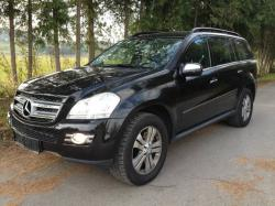 MERCEDES-BENZ GL 500 4matic Aut.