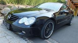 MERCEDES-BENZ SL 500 Roadster Aut.