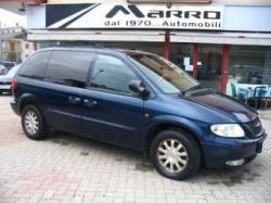CHRYSLER Voyager 2.5 CRD cat LS