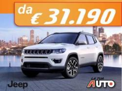 JEEP Compass 2.0 MULTIJET LIMITED 140CV