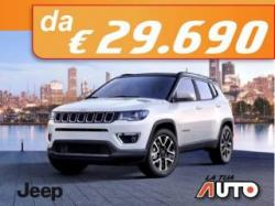 JEEP Compass 2.0 MULTIJET AUT. 4WD LONGITUDE