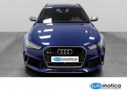 AUDI RS Avant 4.0 TFSI quattro tiptronic performance