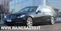 MERCEDES-BENZ C 200 CDI S.W. BlueEFFICIENCY NAVI XENO LED BLUETOOTH