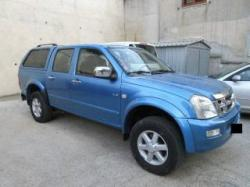 ISUZU D-Max 3.0 TD cat Crew Cab 4WD Pick-up LS