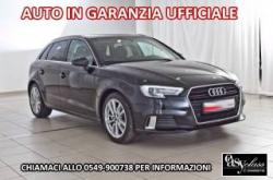 AUDI A3 SPB 2.0 TDI Sport NAVI VIRTUAL COCKPIT FULL OPT