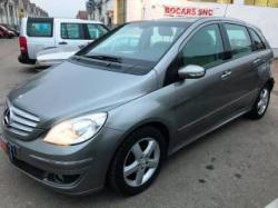 MERCEDES-BENZ B 170 Chrome, METANO