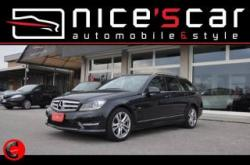 MERCEDES-BENZ C 220 CDI S.W. BlueEFFICIENCY Avantgarde * AUTOMATICA