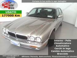JAGUAR XJ8 Executive 1998 4.0 B 284CV 5Aut 4P Argento