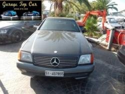 MERCEDES-BENZ SL 320 MERCEDS SL 320