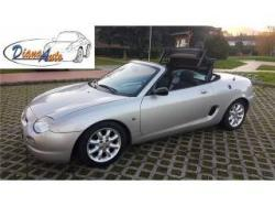 MG MGF 1.8i cat 68.000km cert con HARD TOP