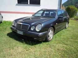 MERCEDES-BENZ E 250 turbodiesel cat S.W. Classic