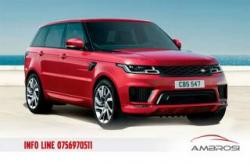 LAND ROVER Range Rover Sport 3.0 TDV6 HSE Dynamic Edition B