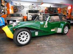 LOTUS Super Seven 143 CV. FORD RACECORP