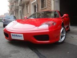 FERRARI 360 MODENA F1 ONE OWNER TOP CONDITIONS!!