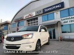SSANGYONG Rodius 2.2 Diesel 4WD A/T Classy Pelle Smart Audio