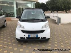 SMART ForTwo 1000 52 kW MHD cabrio passion