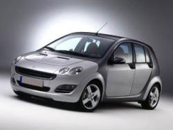 SMART ForFour 1.5 cdi 50 kW pulse