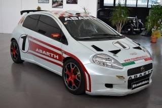Abarth grande punto s 2000 rally